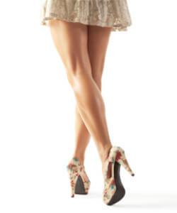 Липофилинг ног и голеней