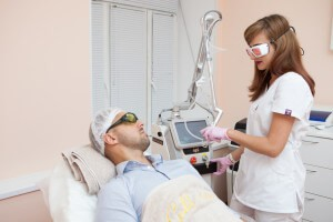 Услуги для мужчин в клинике Gold laser